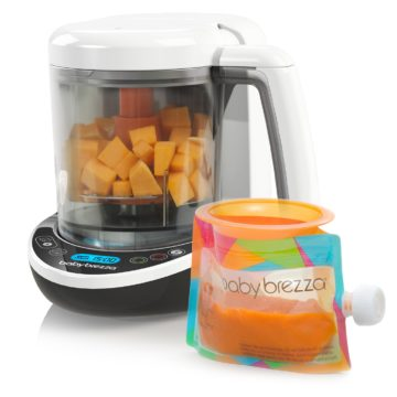 Baby Brezza Baby Food Makers