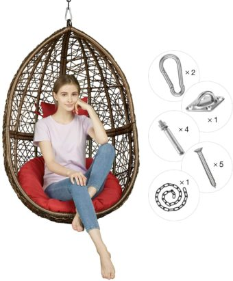 Greenstell Hanging Egg Chairs
