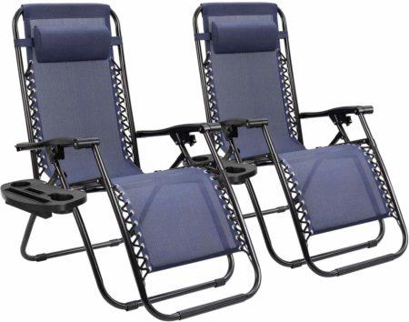 Homall Beach Lounge Chairs