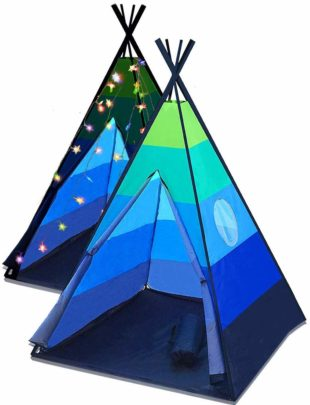 LimitlessFunN Teepee Tent for Kids
