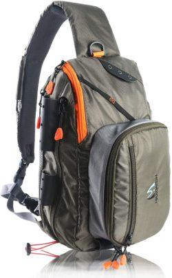 M MAXIMUMCATCH Fly Fishing Sling Packs