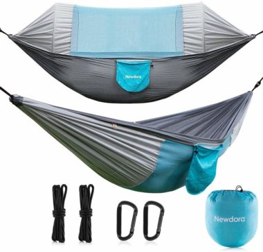 Newdora Hammocks with Mosquito Net