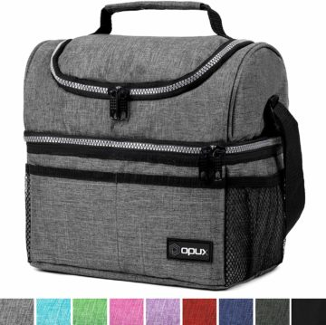OPUX Lunch Boxes for Men