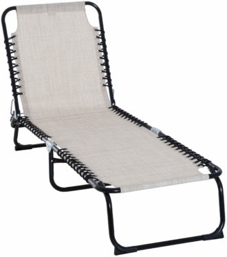 Outsunny Beach Lounge Chairs