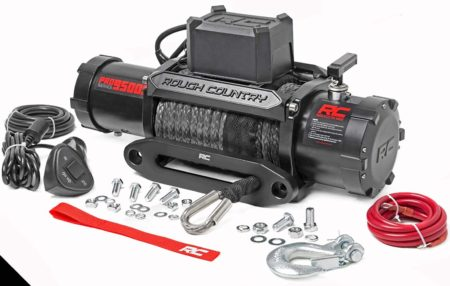 Rough Country Electric Winches