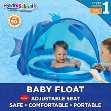 SwimSchool Baby Pool Floats