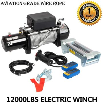 TRIBLE SIX Electric Winches