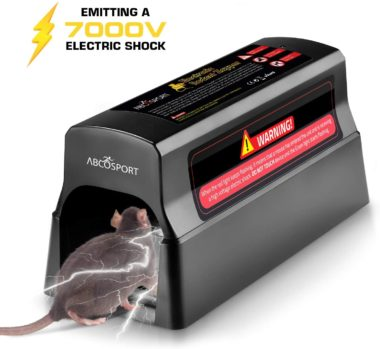 AbcoSport Electric Mouse Traps