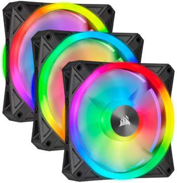 Corsair RGB Fans