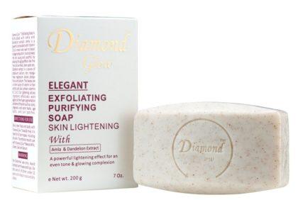 DIAMOND GLOW Skin Lightening Soaps