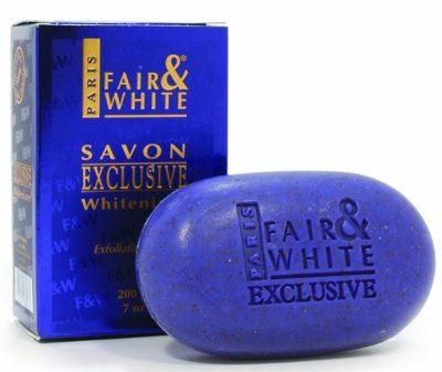 FAIR & WHITE Skin Lightening Soaps