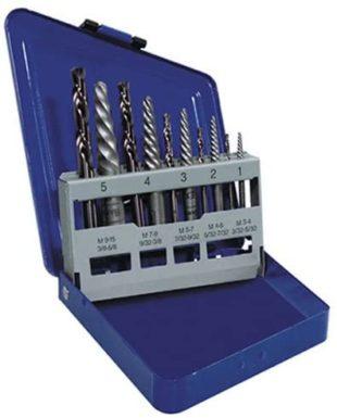 IRWIN Screw Extractor for Spiral Screws