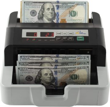Royal Sovereign Money Counting Machines
