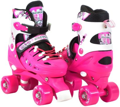 Scale Sports Roller Skates for Kids