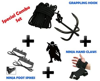 Unknown Grappling Hooks