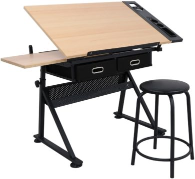 ZENY Drafting Tables