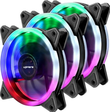upHere RGB Fans