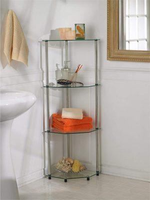 Convenience Concepts Corner Bookshelves