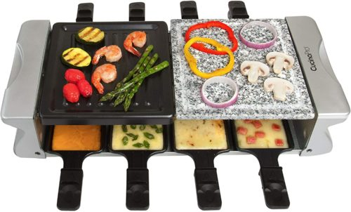 CucinaPro Raclette Grills