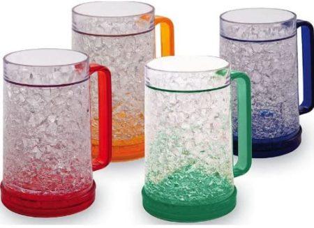 Cypress Home Freezer Mugs