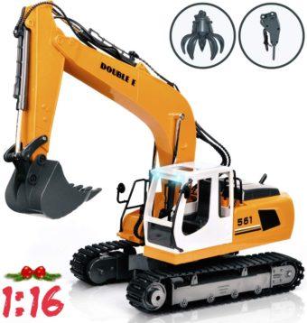DOUBLE E RC Excavators