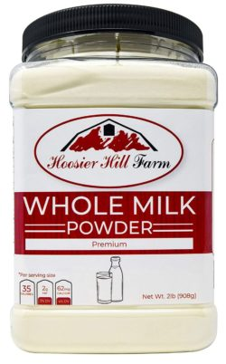 Hoosier Hill Farm Powdered Milks
