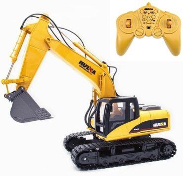 HuiNa RC Excavators