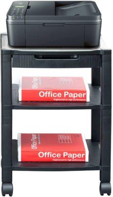 Mind Reader Printer Stands with Storage