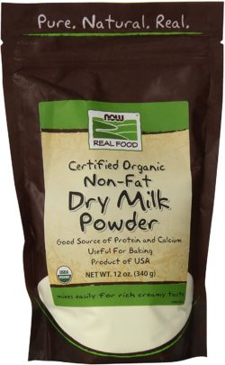 NOW Foods Powdered Milks