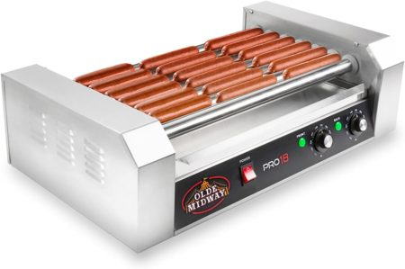 Olde Midway Hot Dog Cookers