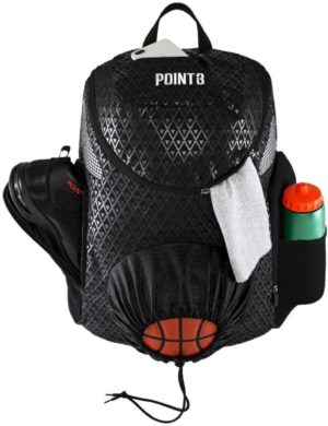 Point Three Basketball Basketball Bags