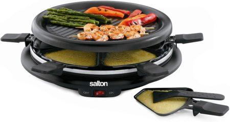 Salton Raclette Grills