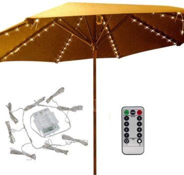 Ywhomal Umbrella Lights