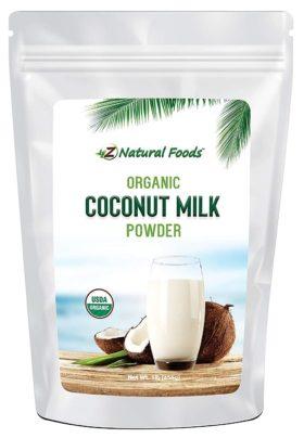Z Natural Foods Powdered Milks