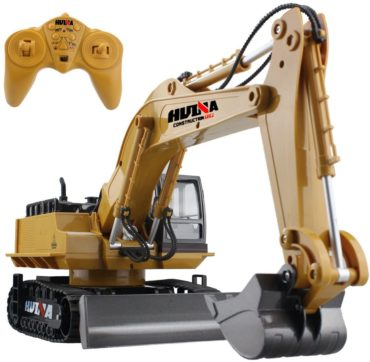 fisca RC Excavators