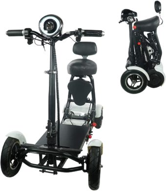 MAJESTIC BUVAN Electric Scooters with Seat for Adults