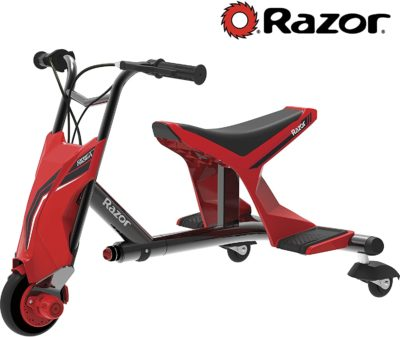Razor Electric Scooters with Seat for Adults