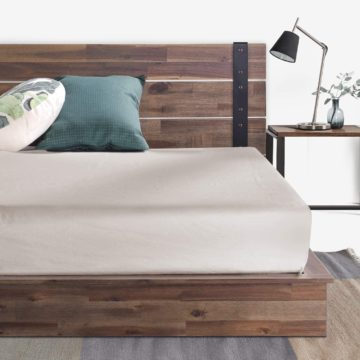 Zinus Wooden Bed Frames