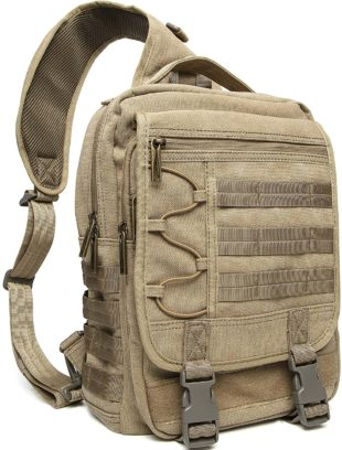 Nicgid Sling Backpacks