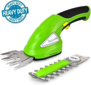 SereneLife Cordless Grass Shears