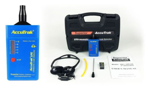 AccuTrak Ultrasonic Leak Detectors