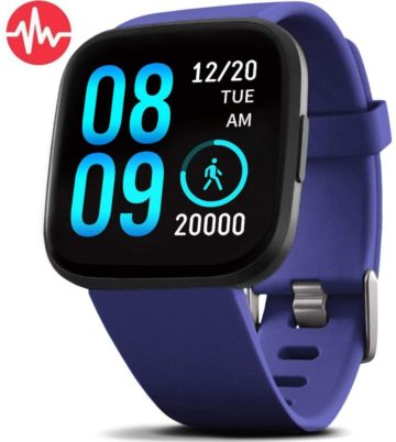 FITVII Waterproof Smartwatches