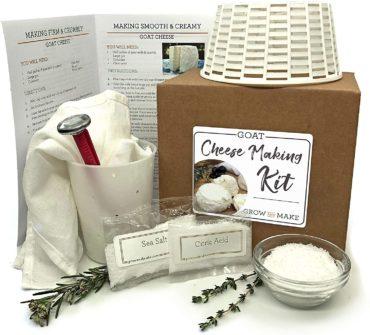 Grow and Make Cheese Making Kits