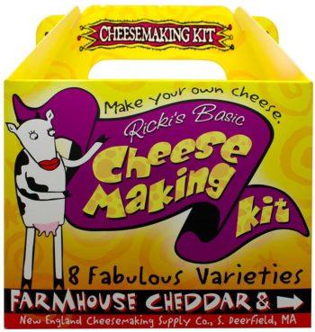 Ricki's Cheese Making Kits