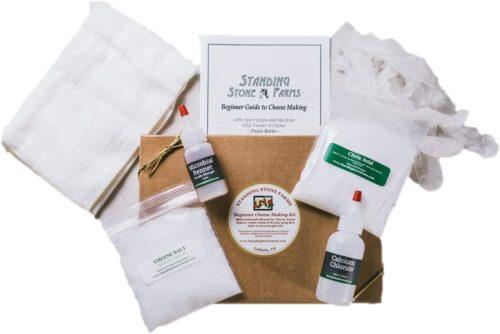 Standing Stone Cheese Making Kits