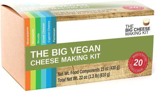 The Big Cheese Making Kit Cheese Making Kits