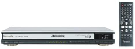 Panasonic Multi Disc DVD Players