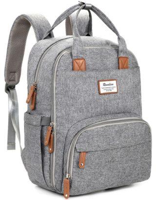 RUVALINO Backpack Diaper Bags