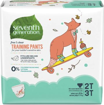 Seventh Generation Pull Up Diapers