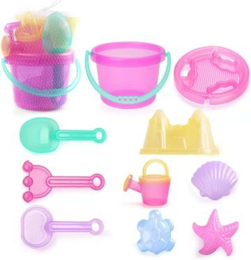 LotFancy Best Beach Toys For Kids